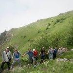 Поход в горы с резидентами центра