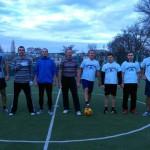 Спортивное мероприятие по борбе с наркоманией и алкоголизмом